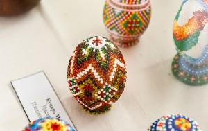 Купарь М. 'Писанки', плетіння, бісер