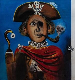 M. Poiarkova 'A Pirate'