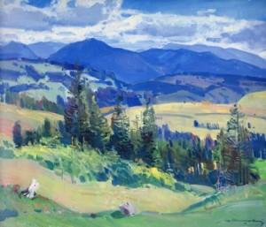 Під Пилипецькими полями, 1960, п.о.