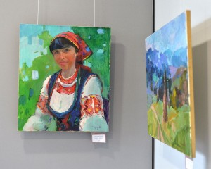 """Polissia & Transcarpathia"" at Gnatyuk Art Center"