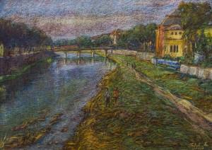 A. Pavuk. On The Uzh River