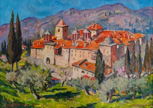 Konstamonitou Monastery
