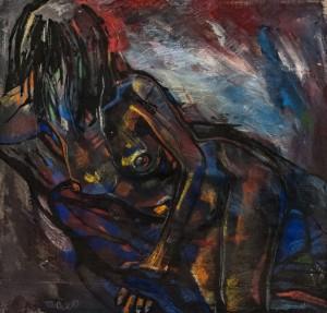 Nude', 1990