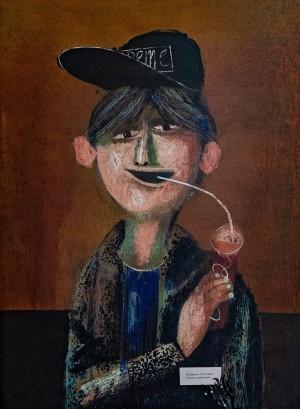 V. Potiahailo 'A Boy's Portrait'