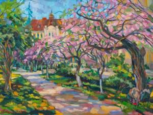 'April Cherry Blossom'