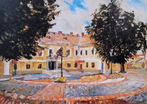 Білий палац Ракоці, 2006