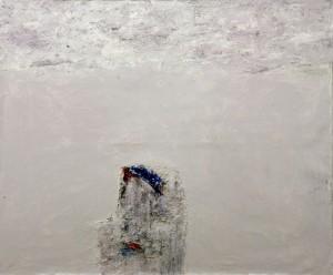 Живопис із серії «Ніч, день, сад», 2005 – 2008, п.о., 150х180