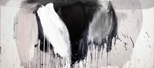 """Я член"", 2010, п. акр., 80х180"