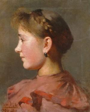 Портрет, 1894