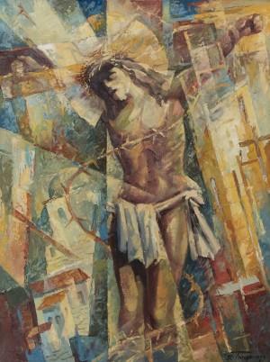Y. Bodnar 'A Chapel'