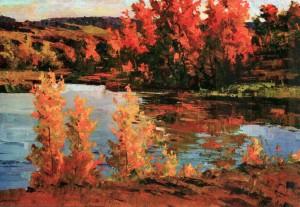 Autumn, 2009, 70x100