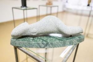 B. Korzh Tereblia', 2017, gabbro, marble