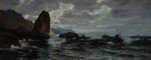 Прибережні скелі, п.о., 38х91