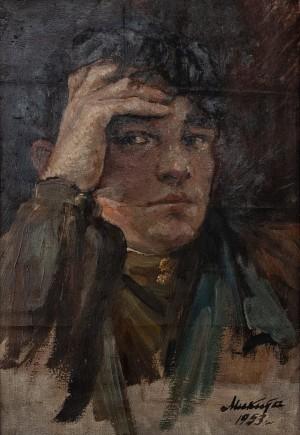 V. Mykyta 'Self-Portrait'