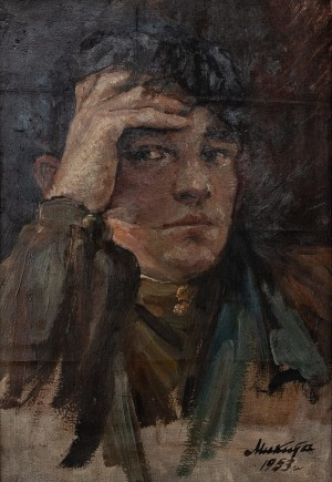 Микита В. 'Автопортрет'