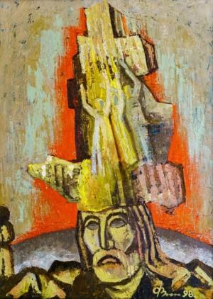 Голгофа (ЛЧ), 1998