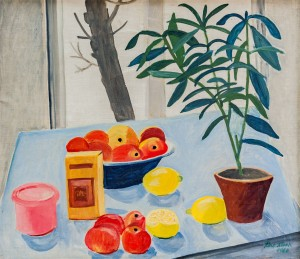 'Still Life With Fruits', 1966