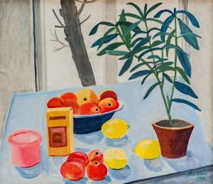 'Натюрморт з фруктами', 1966