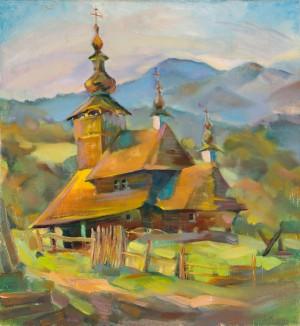 T. Levlias. Svaliava – Bystryi Temple