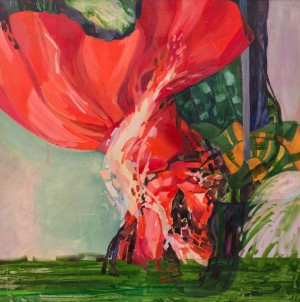 T. Ivanytska Red Flower', 2015