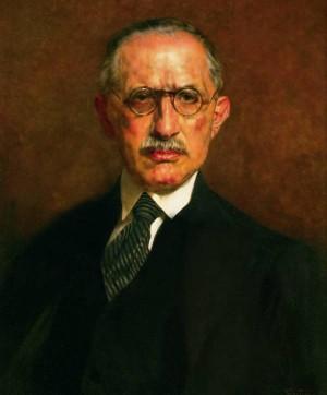 Лікар Пал фон Голіччер, 1933, дерево.о., 60х50