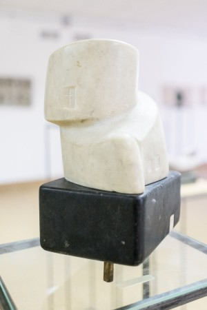 B. Korzh Tower Of Babel', 2013, marble, gabbro