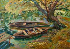 'Два човни', 2004