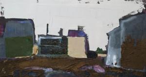 Smetana P. Landscape 100x185, c.о 2016