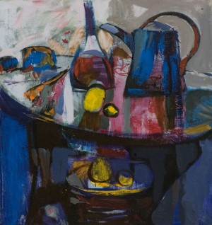 A. Kovach Still life with lemon, 2016