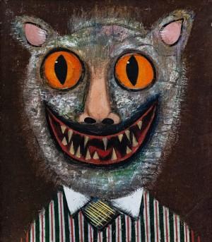 A. Makarova 'A Werewolf'