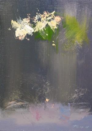 Hugs of Night2015oil on canvas35x25.