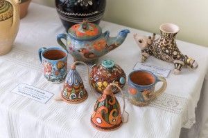A. Zubenko. Decorative Ceramics