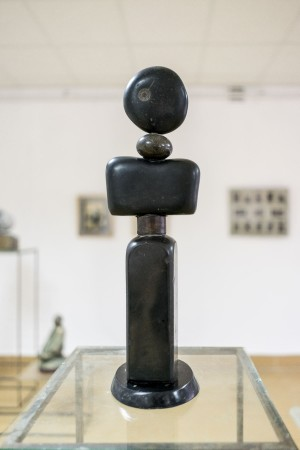 Корж Б. 'Тотем', 2012, діоріт, 42х19х11