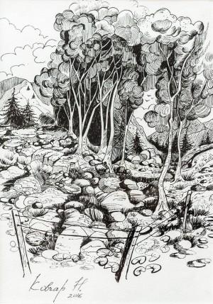 N. Kovchar 'Forest'