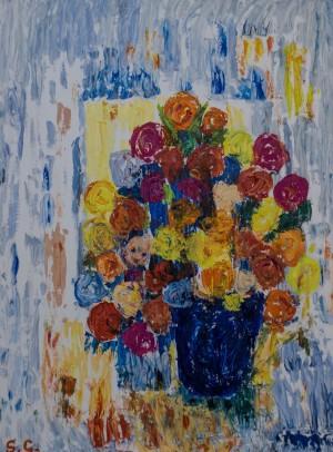 Gabriela Sholtes, Roses