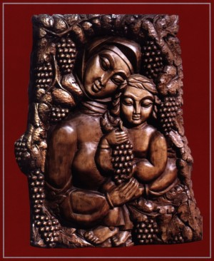 The Carpathian Madonna, 2003