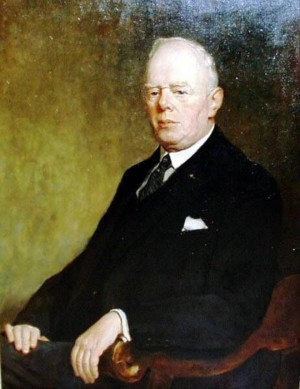 Чоловічий портрет, 1935, п.о., 100,3х74,5