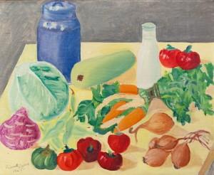 'Vegetables', 1965