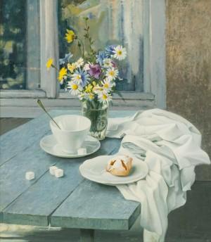 A. Landovska Breakfast'