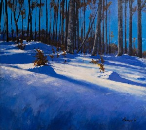 O. Lypchei Christmas Forest'