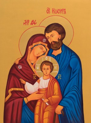 Топоркова К. Ікона Божої матері. Дастойно Єсть, 2017