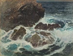 Морський прибій