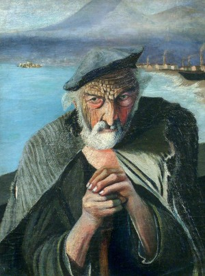 Old Fisherman 1902