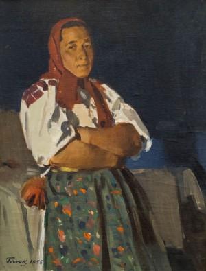 Odarka, 1955