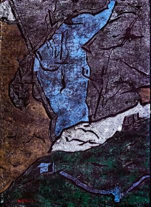 P. Kovach 'Landscape I'