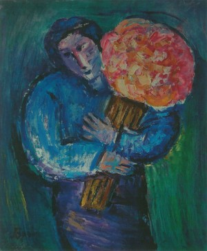 Свято, 2011, п.о., 70х60