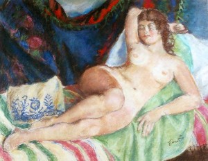 A Girl In The Bed