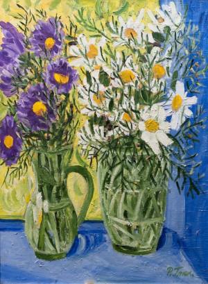 'Sunflowers', 1976
