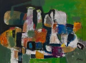 'Мозаїчний натюрморт', 2010