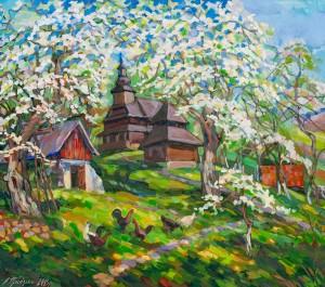 'Easter On Verkhovyna', 2015